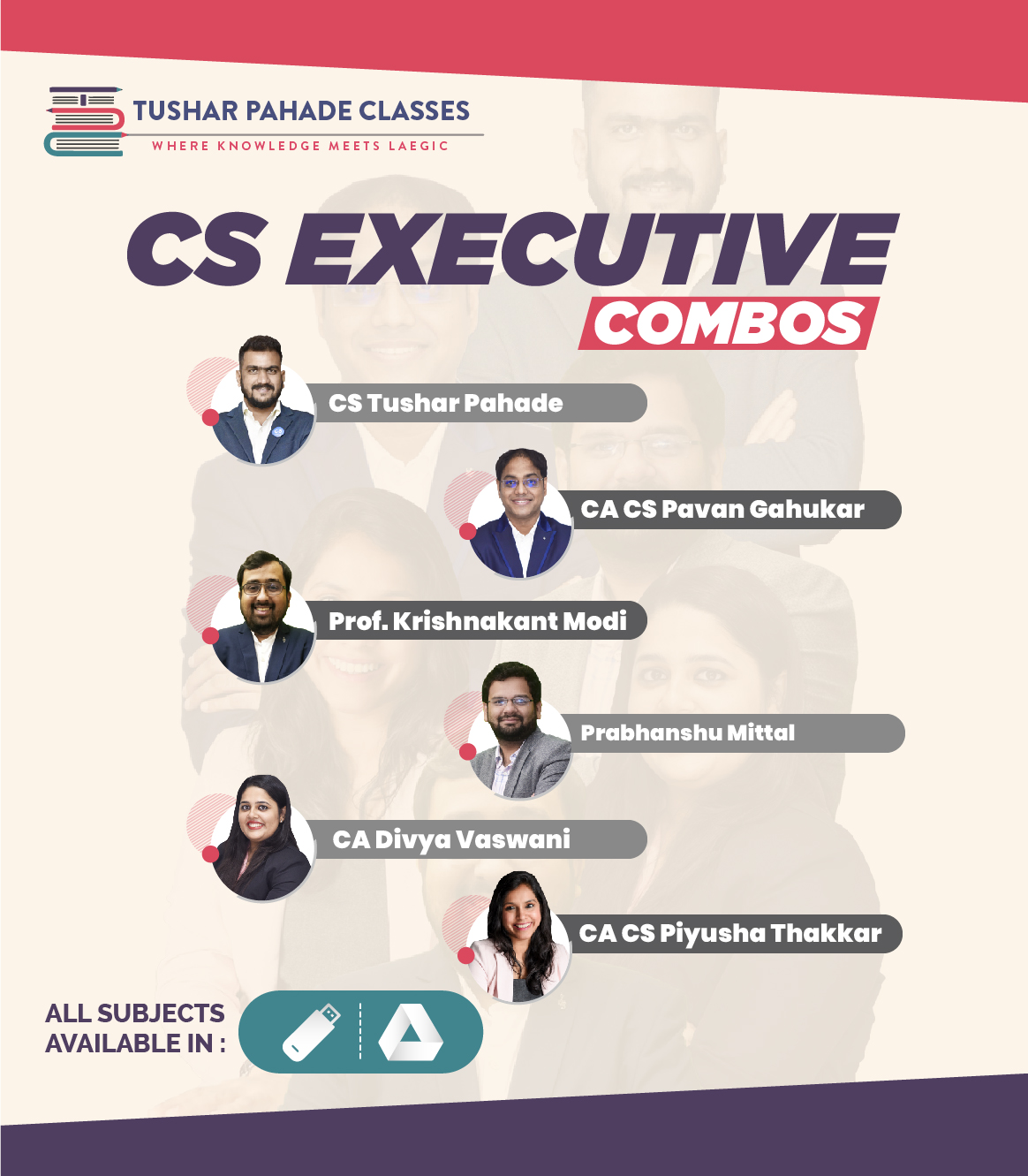 CS Executive study material combos and CS study material