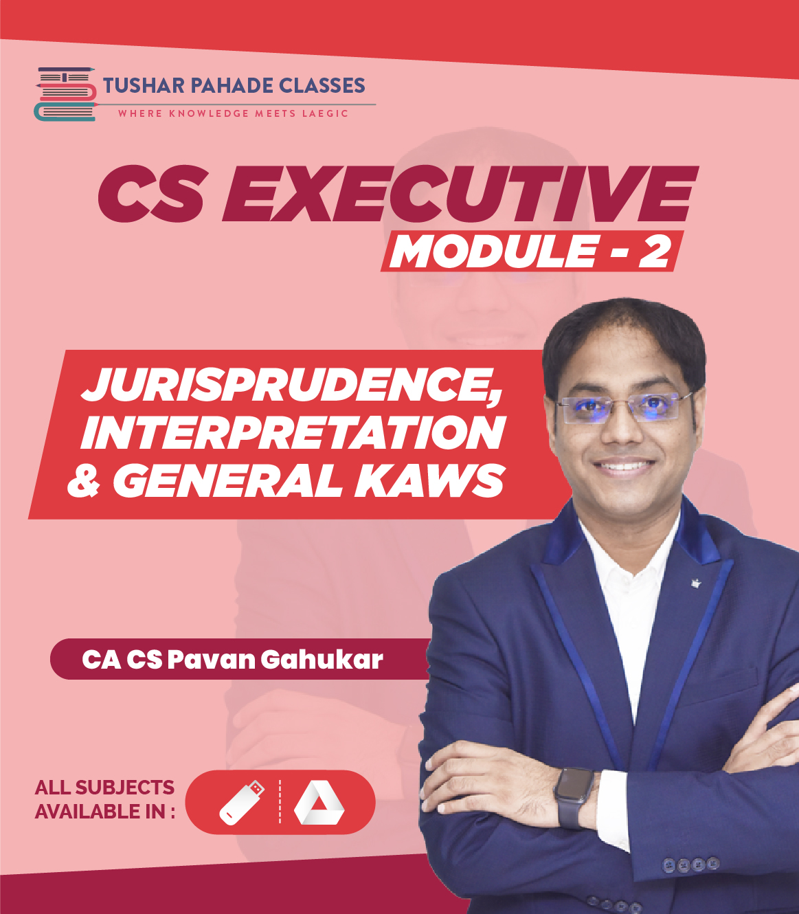 CS Executive video lectures by CS CA Pavan Gahukar JIGL