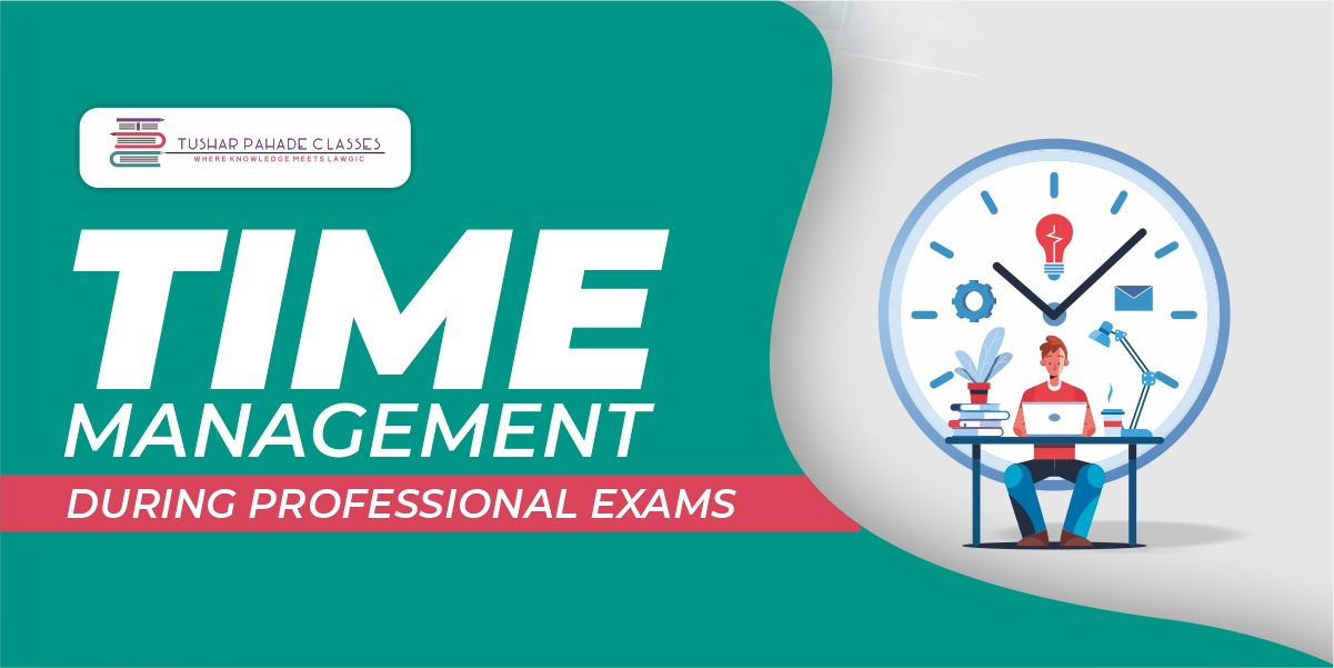 Time Management during professional exams